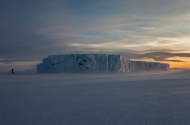 11. Iceberg Sunrise