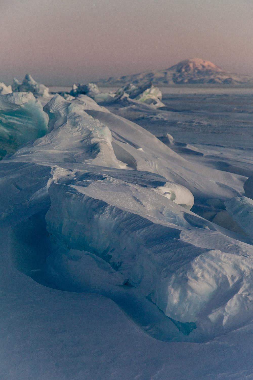 13. Pressure Ridges
