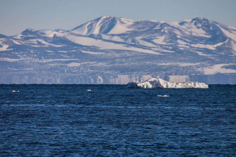 17. Coastal Iceberg