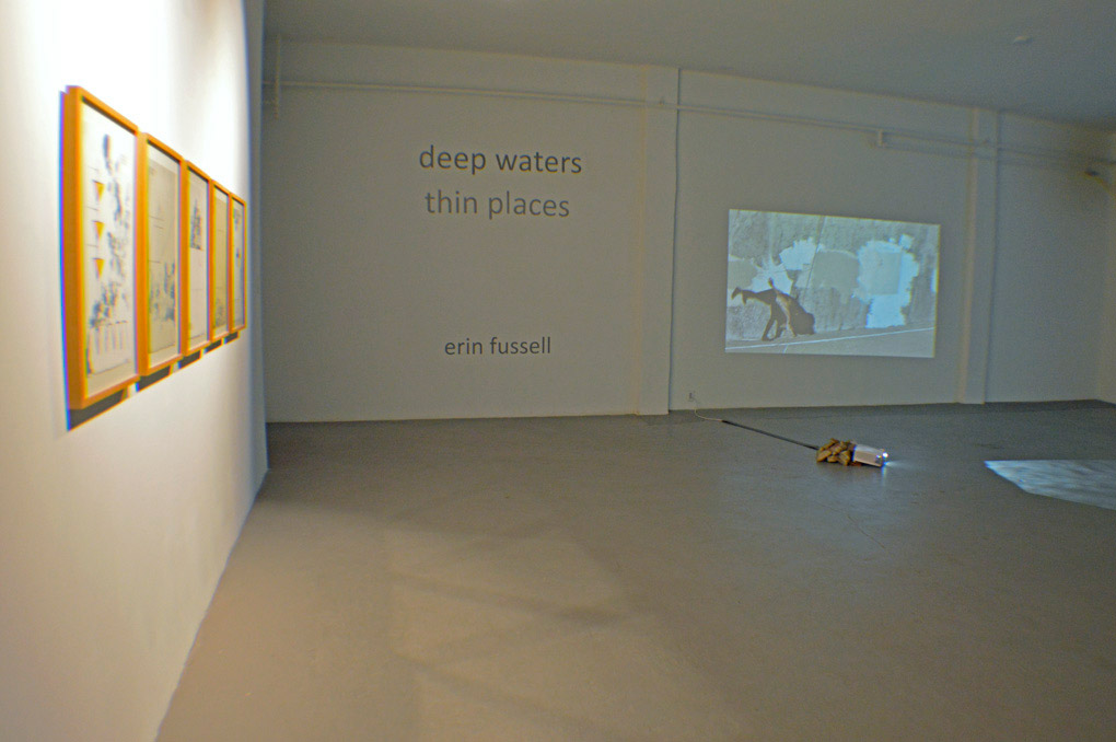 Deep Waters, Thin Places Installation Image