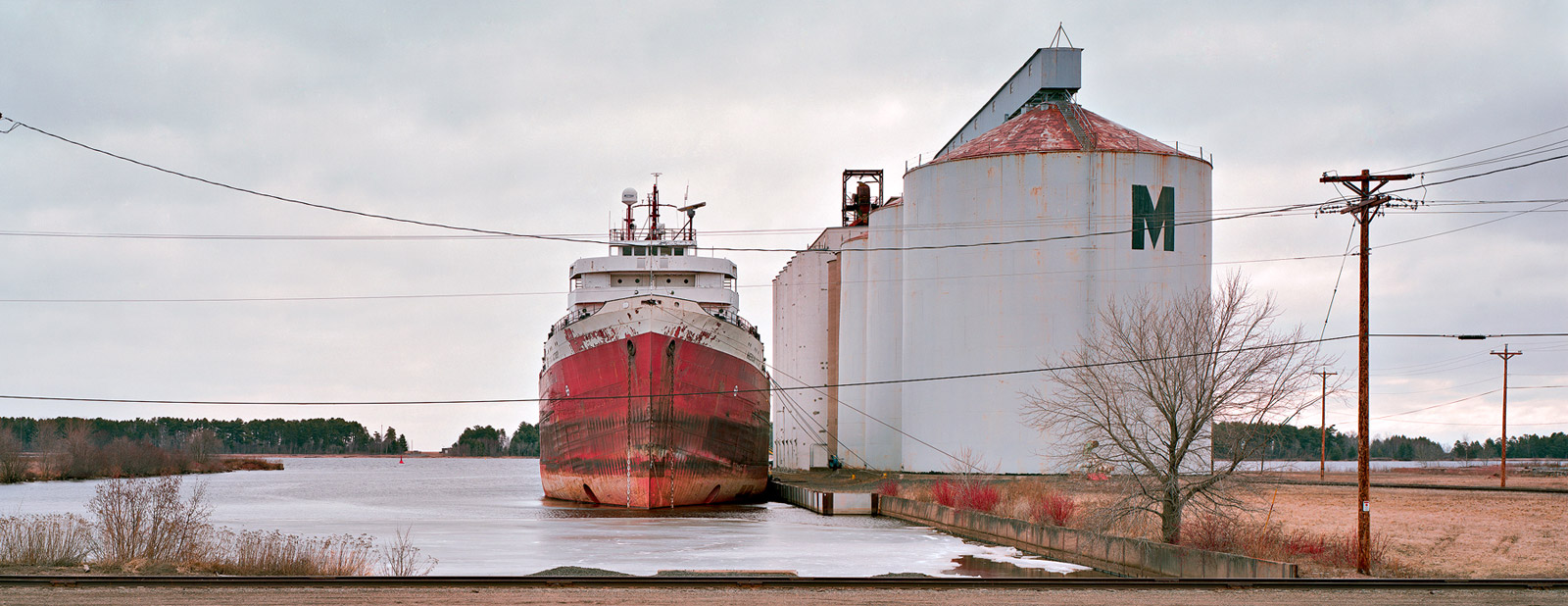 SS American Victory, Superior, WIsconsin