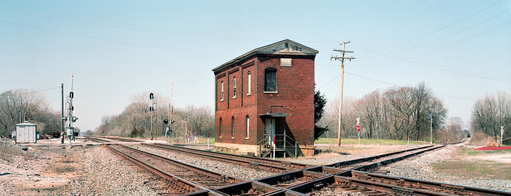 Tower at Diamond Crossing, Walkerton, Indiana