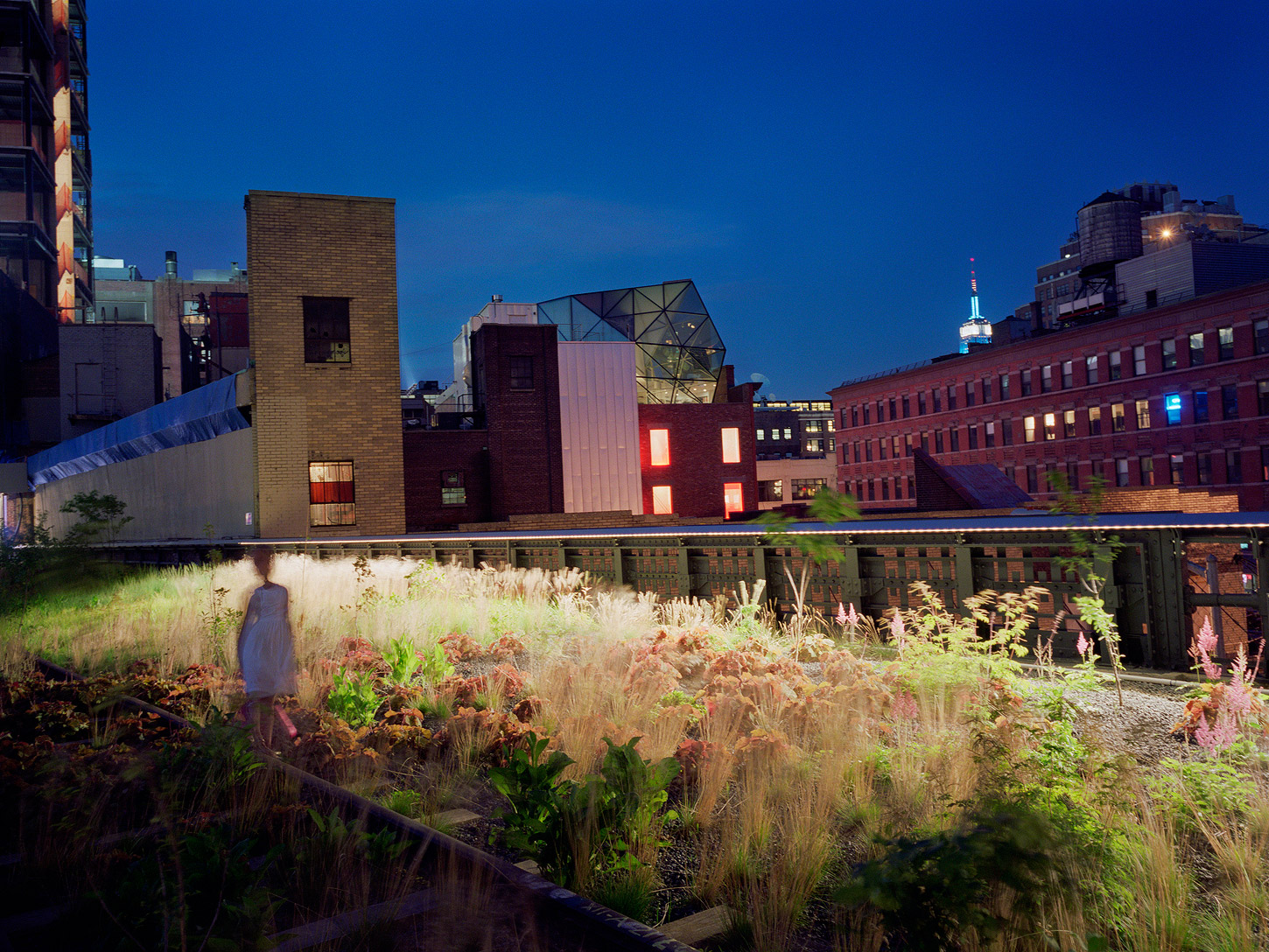 06. Girl on the Highline, New York City, 2009