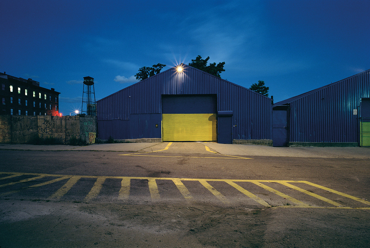 11. Warehouse, Greenpoint, Brooklyn, New York, 2007
