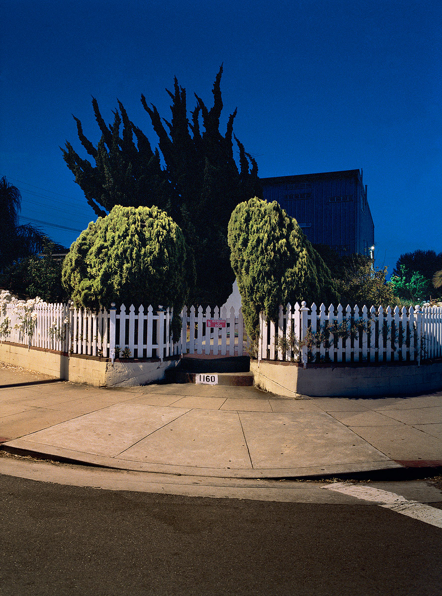 23. Palm Ave., Los Angeles, California, 2004