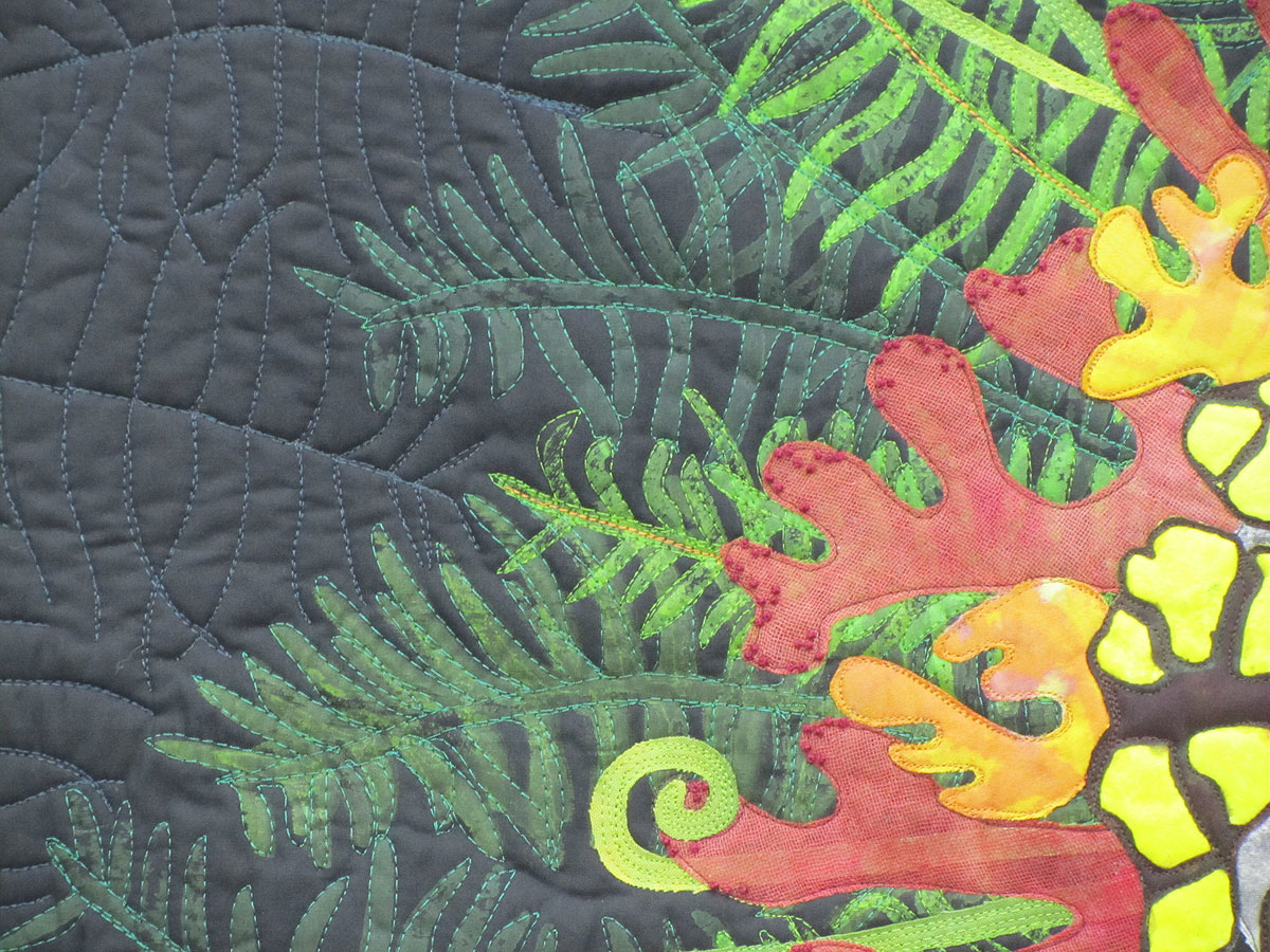 Forest Primeval (detail)