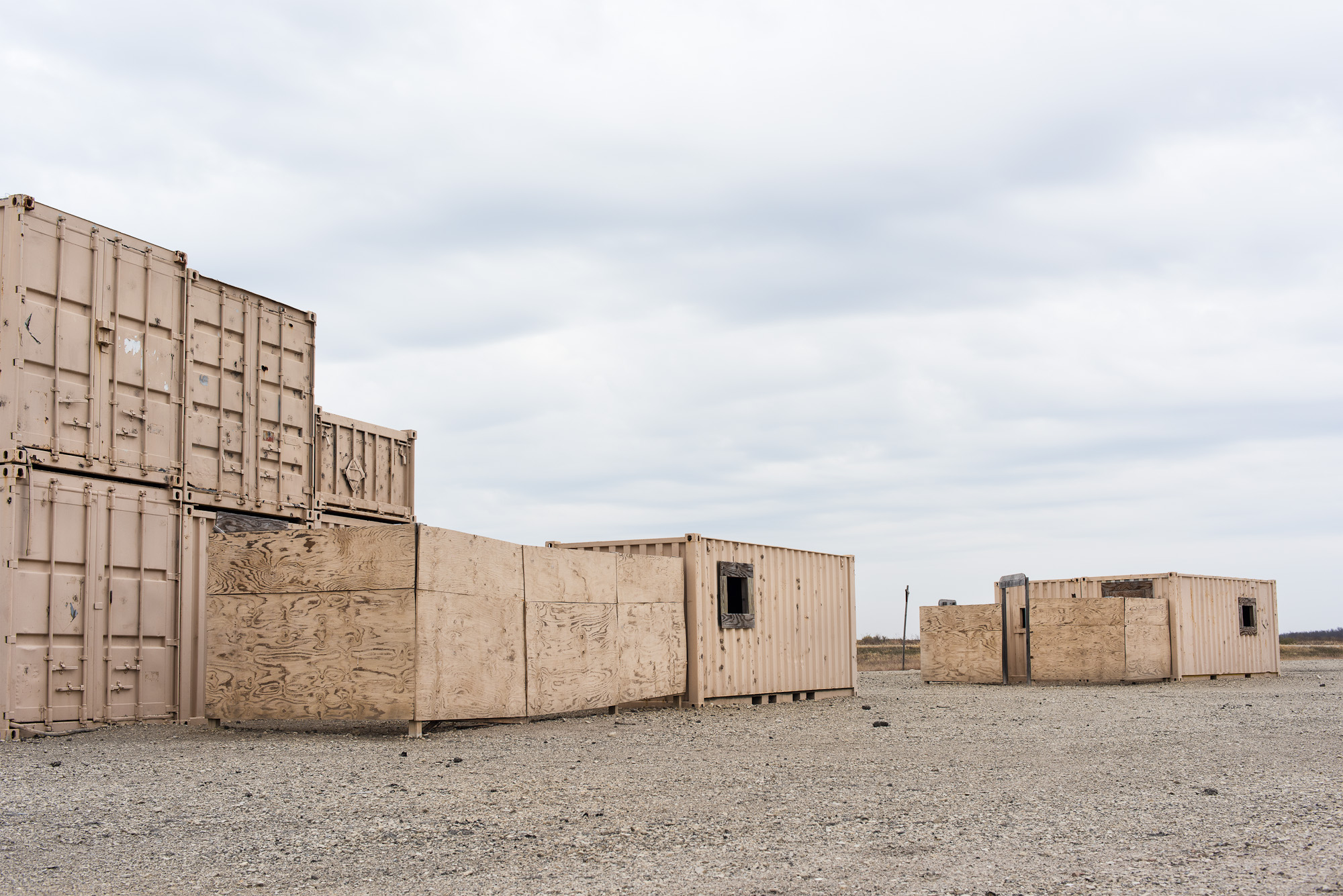 04. Rich And Poor, Live Fire Village #6, Fort Riley, KS