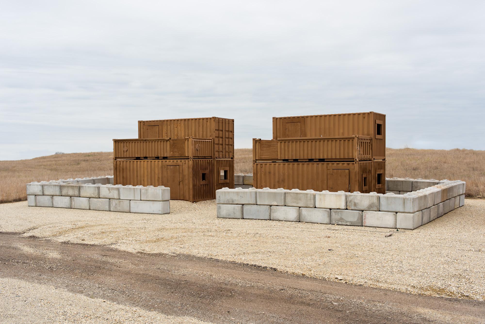 11. Isolated Neighbors, Live Fire Village #4, Fort Riley, KS