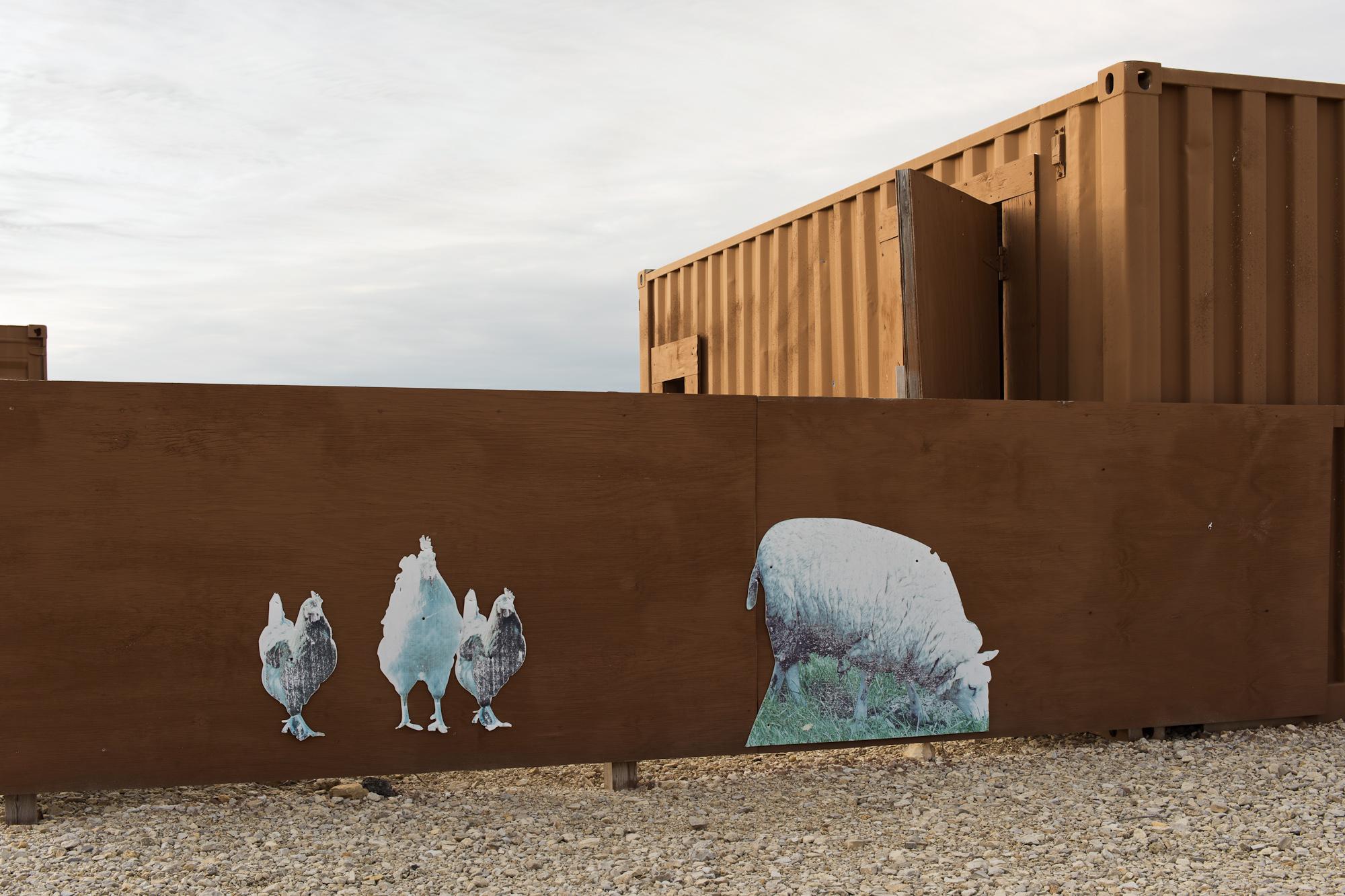 22. Pastoral Effect, Live Fire Village #1, Fort Riley, KS