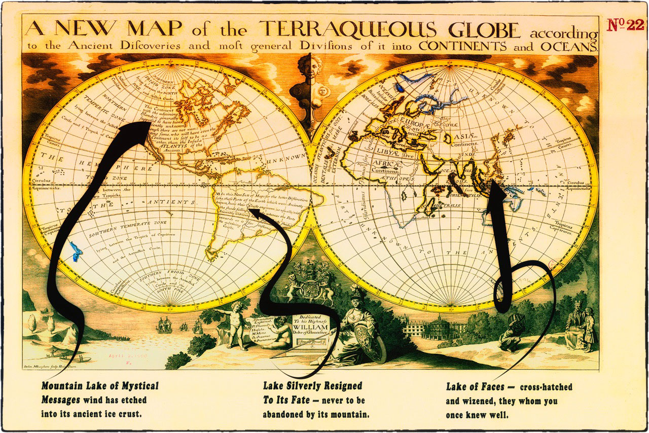 03. Terraqueous Globe