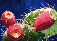 Water color paintings by Susan Meyer. Enter the ARTerrain gallery.