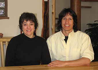 Linda Welsh and Christopher Barton founded the Sage Mountain Center in 1990.