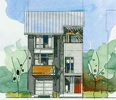 eplans.com - House Plan: Features Tall Windows