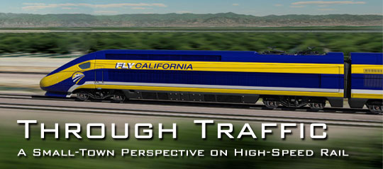 Through Traffic: A Small-Town Perspective on High-Speed Rail