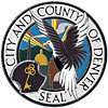 Seal of the City and County of Denver.