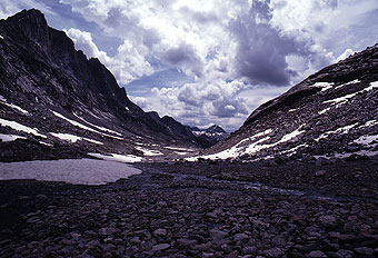 Titcomb Basin, Wind River Mountains