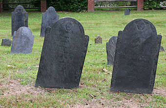 Old Burying Ground, Deerfield, Massachusetts