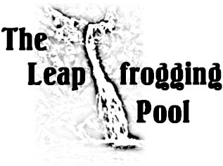 The Leapfrogging Pool by Lad Moore