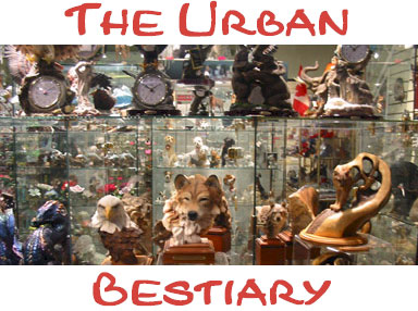 The Urban Bestiary: Landscape Architecture and the Modern City, by Kelty Miyoshi McKinnon