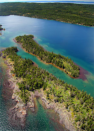 Isle Royale National Park.