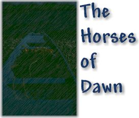 The Horses of Dawn, by Loren Wynn Whitaker