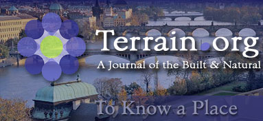 Terrain.org To Know a Place.