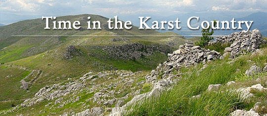 Time in the Karst Country