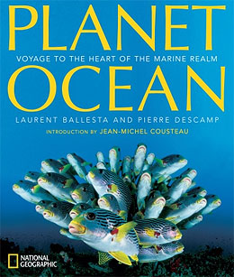 Planet Ocean: Voyage to the Heart of the Marine Realm, by Laurent Ballesta and Pierre Descamp.