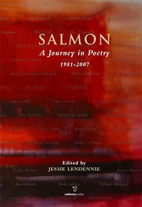 Salmon: A Journey in Poetry, 1981-2007, edited by Jessie Lendennie.