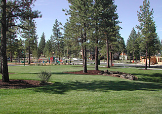 Lewis & Clark Park in NorthWest Crossing.