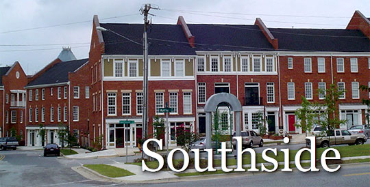 Southside in Greensboro, North Carolina : UnSprawl Case