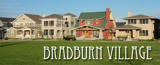 Bradburn Village in Westminster, Colorado