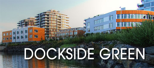 Dockside Green in Victoria, British Columbia