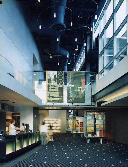 AFI Silver Theatre Interior