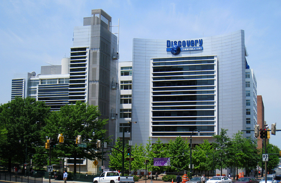 Discovery Communications HQ