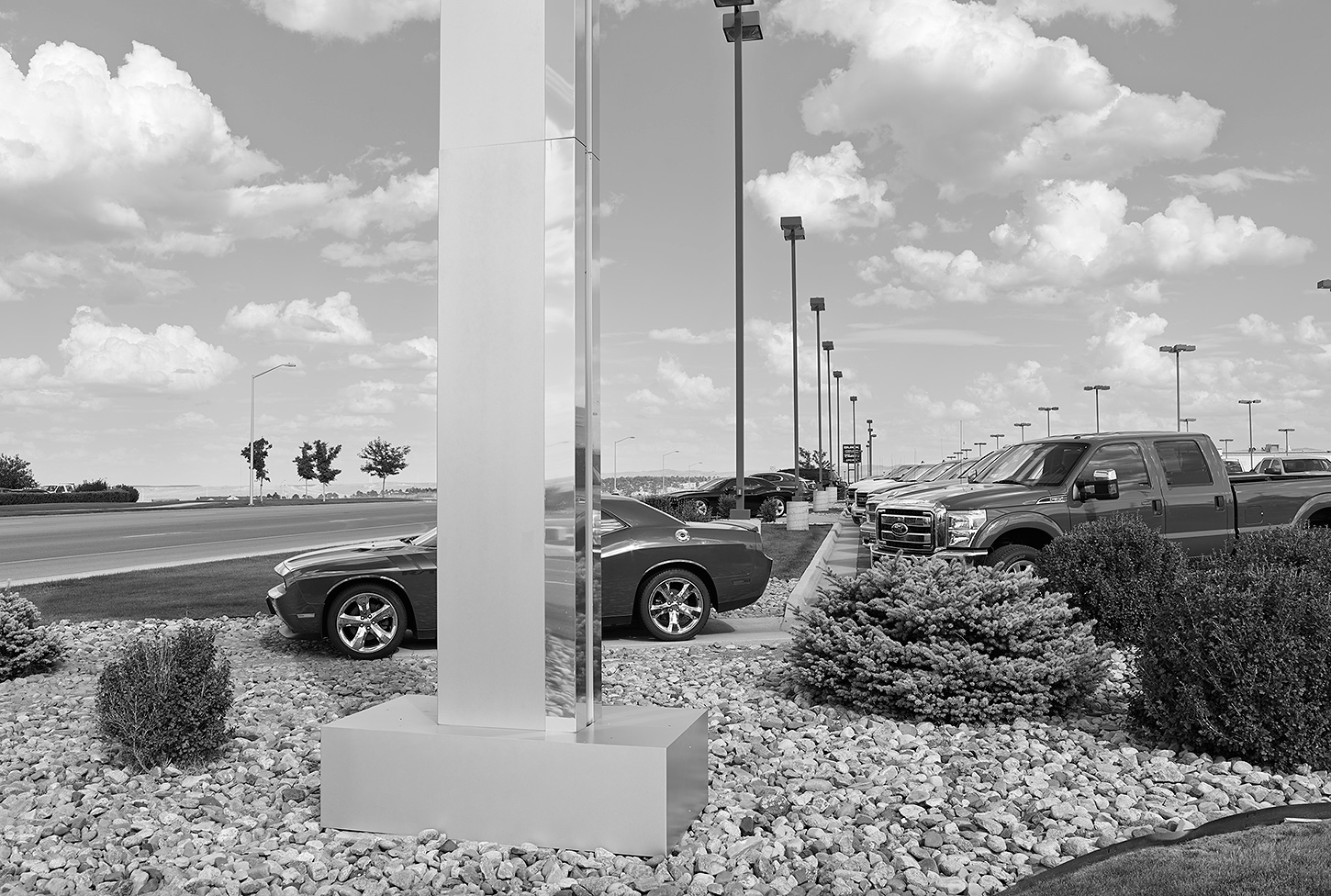 The Retail Landscape A Photography Project By Drew Harty