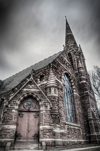 Episcopal Church, Newton, Massachusetts, 2012