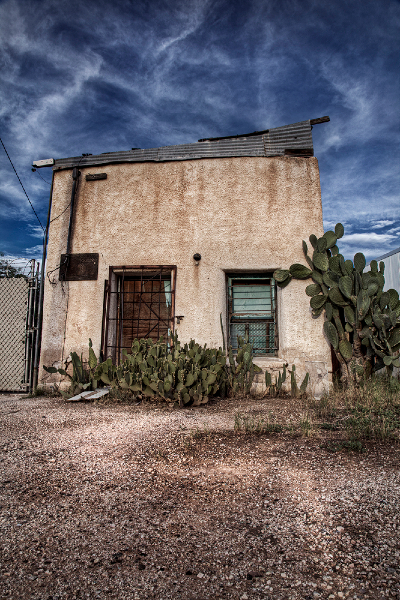 Tucson Barrio, Arizona, 2012