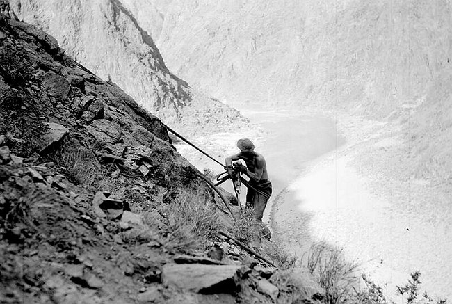 ccc-worker-with-pnuematic-jackhammer-building-the-river-trail-circa-1935-photo-coutesy-of-the-grand-canyon-national-park-museum-collection