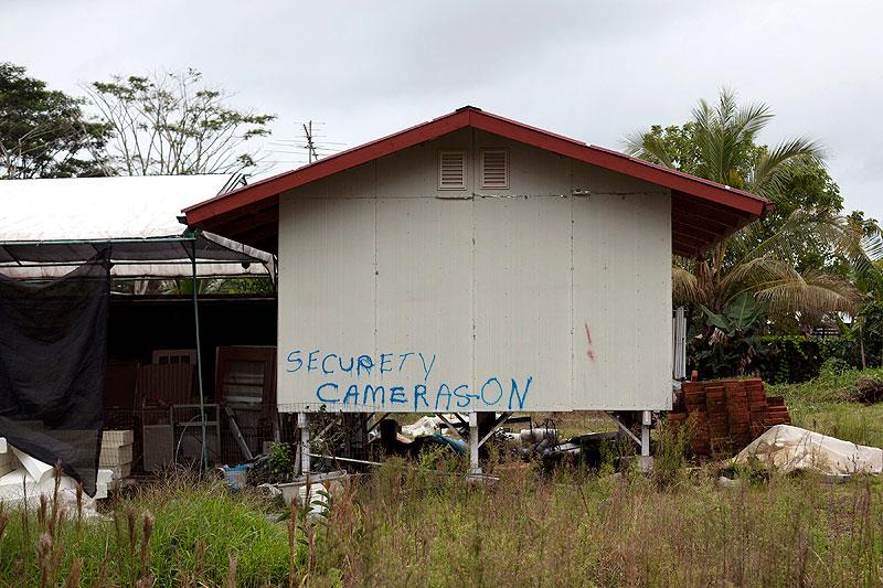 Securety Cameras On, 2012