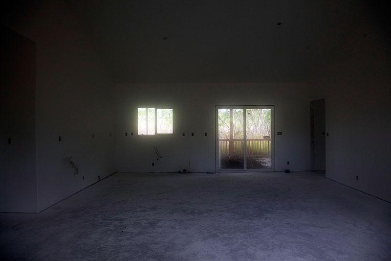 Abandoned Interior, 2012