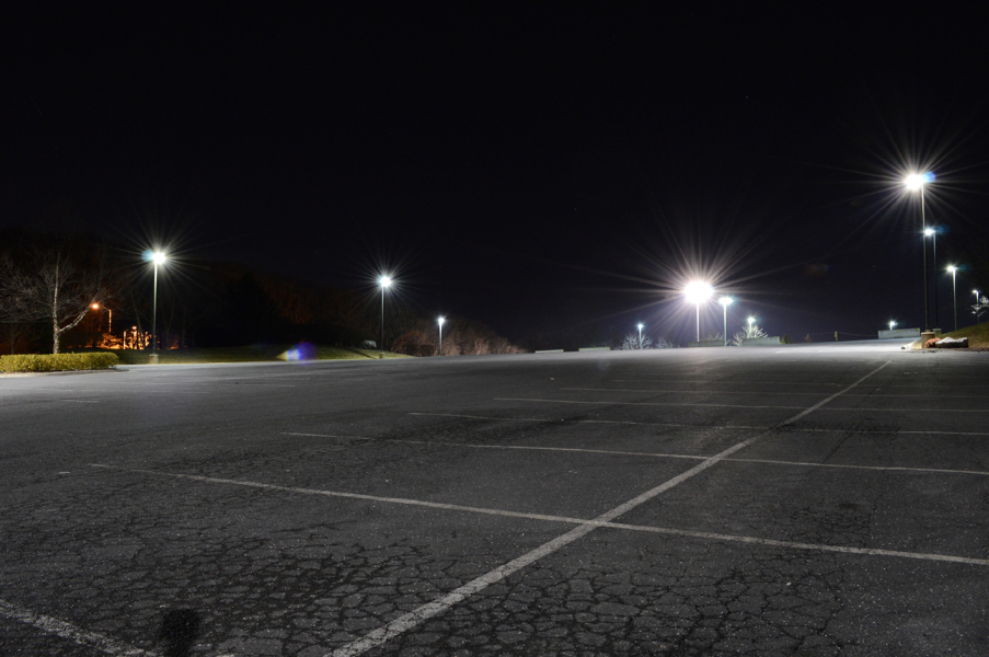 We already have the technology using LEDs and computers to design parking lot lighting that can easily be turned off or reduced after hours ... & Seeing the Light Prose by Paul Bogard + Photography by Jennifer M ... azcodes.com