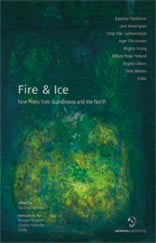 Fire and Ice poetry anthology, containing the poetry of Lene Henningsen