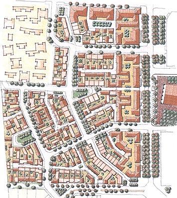 Mercado District plan