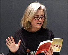 Terry Tempest Williams, reading