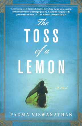 The Toss of a Lemon, by Padma Viswanathan