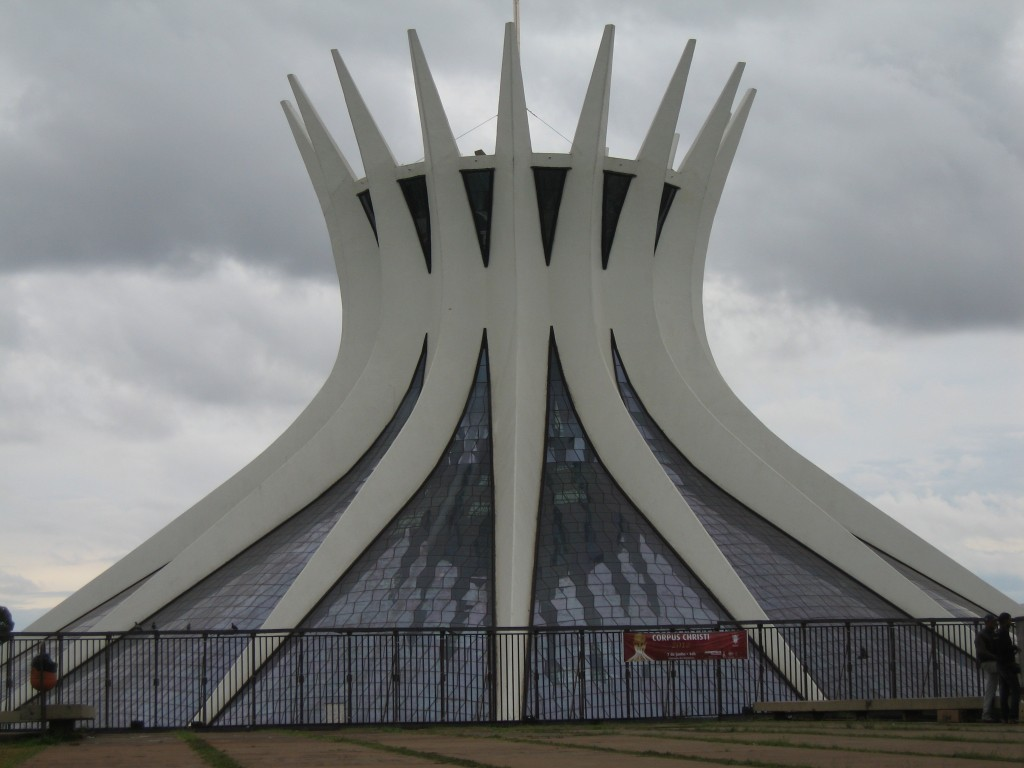 The Metropolitan Cathedral.