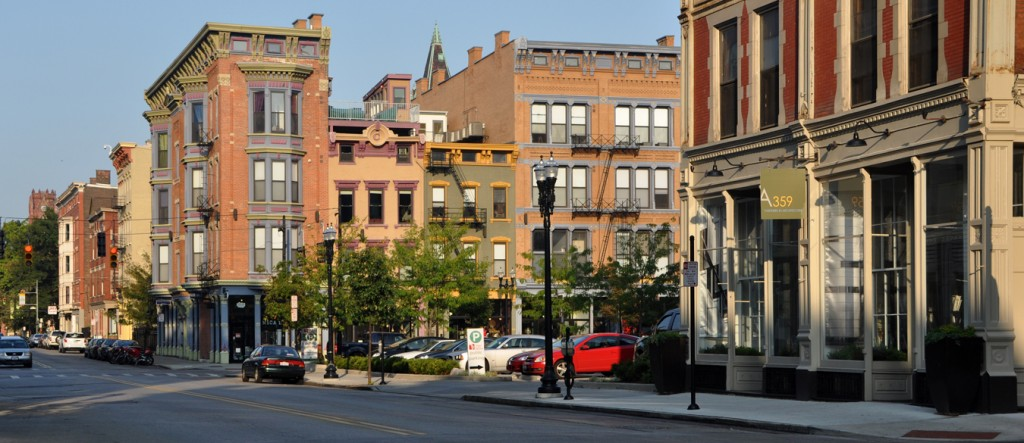 Over-the-Rhine neighborhood