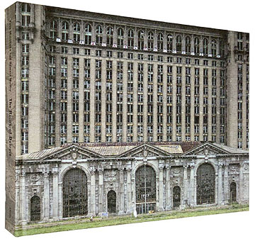 The Ruins of Detroit, by Yves Marchand and Romaine Meffre