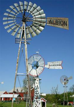 Abion windmill